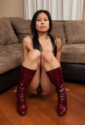 Asian In Boots Pics